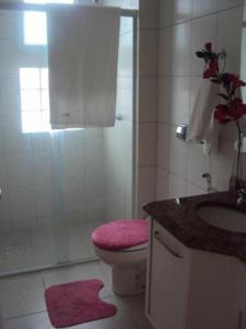Un baño de Residencial Vila da Praia