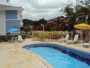 Piscina en o cerca de Residencial Vila da Praia