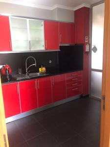 A cozinha ou kitchenette de Magic Island Apartment