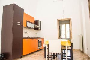 Cucina o angolo cottura di Palazzo Capreoli
