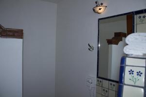 A bathroom at Hotel Antiguo Vapor Categoría Especial