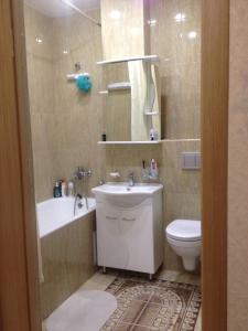 Ванная комната в Квартира на улице Тимирязева