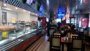 Ресторан / где поесть в Пит Стоп