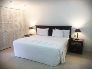 Apart Hotel TOBOROCHIにあるベッド