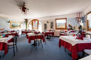 Ресторан / где поесть в Hotel La Betulla