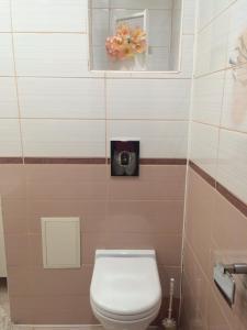 Ванная комната в Апартаменты ЕвропаАзия
