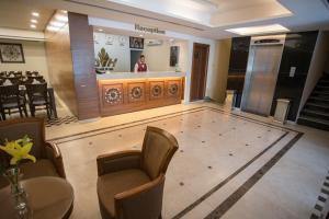Лобби или стойка регистрации в Dweik Hotel 3