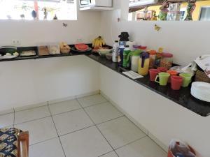 A kitchen or kitchenette at Cantinho da Melão