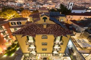 A bird's-eye view of Castanheiro Boutique Hotel
