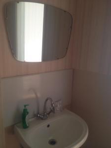 Ванная комната в Гостиница Стрела