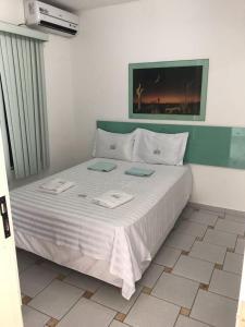 Кровать или кровати в номере Hannover Flat Hotel