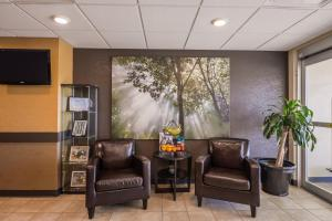 Лобби или стойка регистрации в Quality Inn & Suites