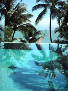 The swimming pool at or near 17 Wharf Street - Luxury Holiday Home