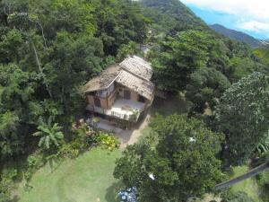 A bird's-eye view of Paraty Paradiso