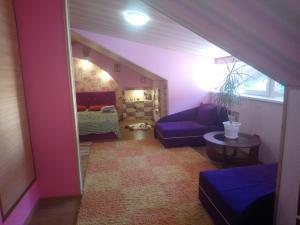 Гостиная зона в Дом для отдыха Анжела