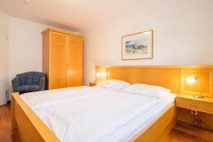 Ein Bett oder Betten in einem Zimmer der Unterkunft Villa Ahlbeck Haus 2