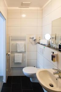 A bathroom at Hotel Stay