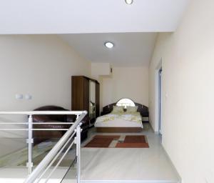 Двуетажно легло или двуетажни легла в стая в Family Hotel Asi