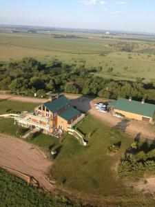 A bird's-eye view of Comstock Premier Lodge LLC