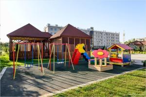 Детская игровая зона в Парк-отель Новый Век