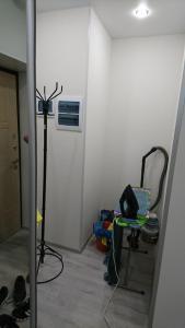 Телевизор и/или развлекательный центр в Apartment Gorkogo 18