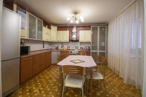 A kitchen or kitchenette at Apartment Judo Center