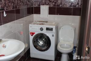 Ванная комната в Бунгало на Солнечной 40-1