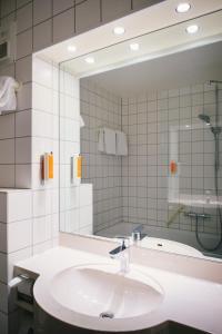 Ein Badezimmer in der Unterkunft Vienna House Easy Amberg am Congress Centrum