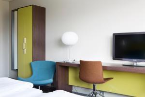 Et tv og/eller underholdning på Comfort Hotel Kristiansand