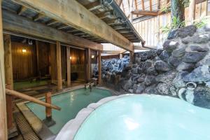 The swimming pool at or near Naraya