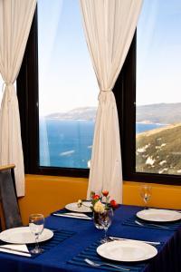 Restoran ili neka druga zalogajnica u objektu Hotel Flanona