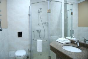 Hotel Anerにあるバスルーム