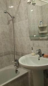 A bathroom at House Tenerife South