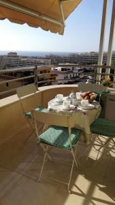 Un balcón o terraza de Sol Paraiso