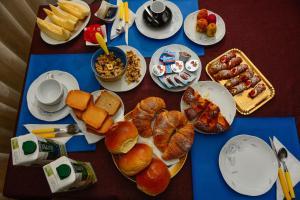 Colazione disponibile per gli ospiti di Terrazzo su Ibla