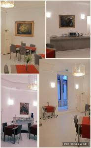 A restaurant or other place to eat at Alberica10