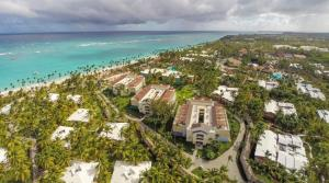 A bird's-eye view of Grand Palladium Bavaro Suites Resort & Spa - All Inclusive