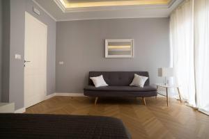 Area soggiorno di Room 56