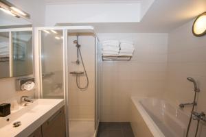 Ein Badezimmer in der Unterkunft Vlierijck