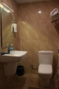 Un baño de Afnan Hotel
