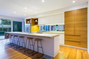 A kitchen or kitchenette at C-Escape