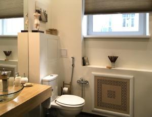 Ванная комната в Apartment in Premier Palace
