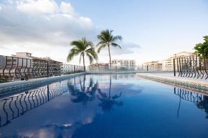 The swimming pool at or near Casa Doña Susana