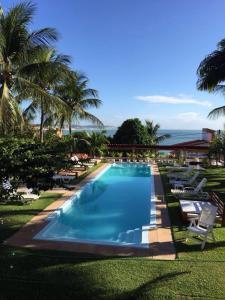 A piscina localizada em Villa Simone ou nos arredores