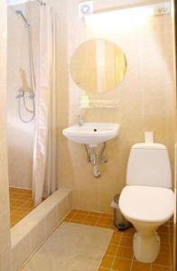 Vannas istaba naktsmītnē Park Hotel Kekava