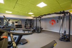 The fitness center and/or fitness facilities at Hotel Boehler