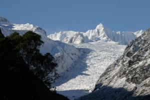 Distinction Fox Glacier - Te Weheka Boutique Hotel during the winter