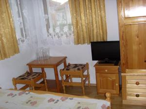 A television and/or entertainment center at Proboyski Guest House
