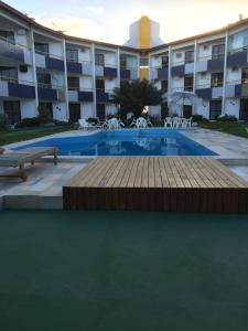 The swimming pool at or near Village Maramar