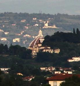 A bird's-eye view of Appartamento Rialdoli